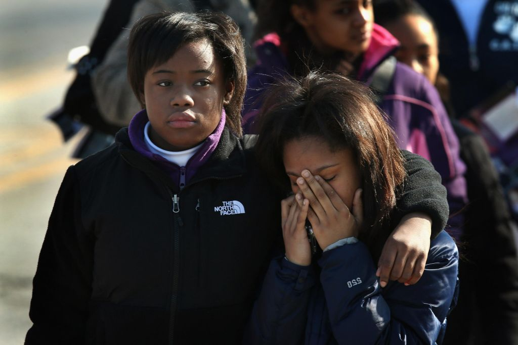 Funeral Held For Teen Girl Killed At Chicago Playground
