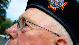 Orland 'Dutch' Spielman, a WWII veteran