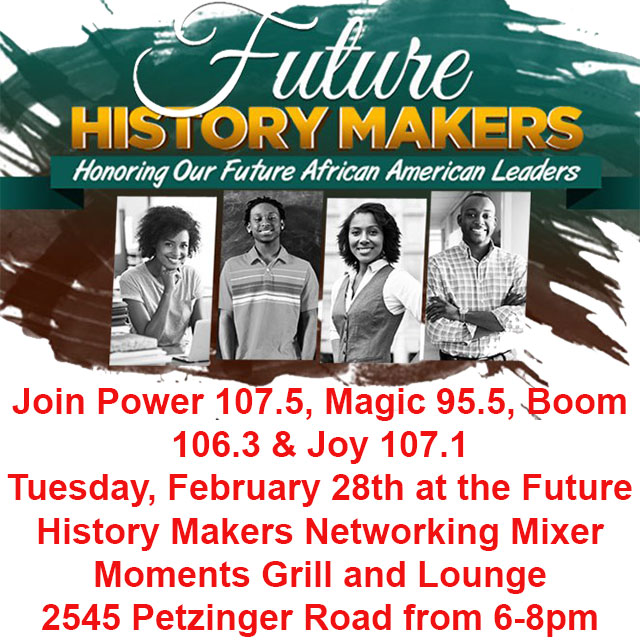 Future History Makers Event