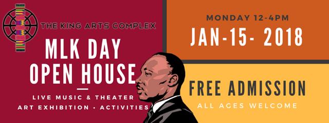 MLK Open House 2018