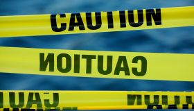 Caution (Do Not Cross) Police Tape