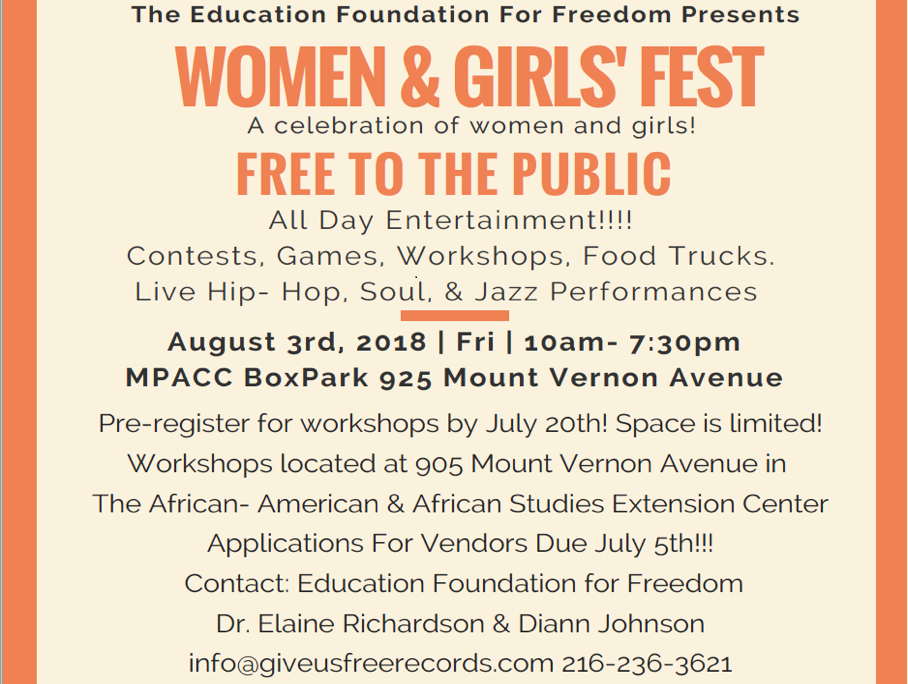 Women & Girls' Fest