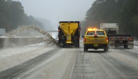 Southern States First To Feel Effects Of Massive Winter Storm
