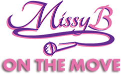 Missy B On the Move Branding Takeover