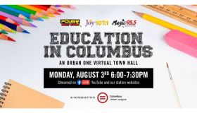 Education in Columbus Virtual Town Hall
