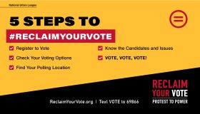 Columbus Urban League Voter Resources