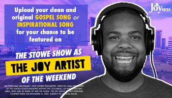 Joy Artist of the Weekend contest