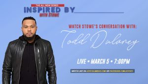 Inspired By Todd Dulaney Flyer