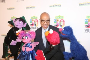 Sesame Workshop's 50th Anniversary Benefit Gala