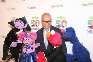 Sesame Workshop's 50th Anniversary Benefit Gala